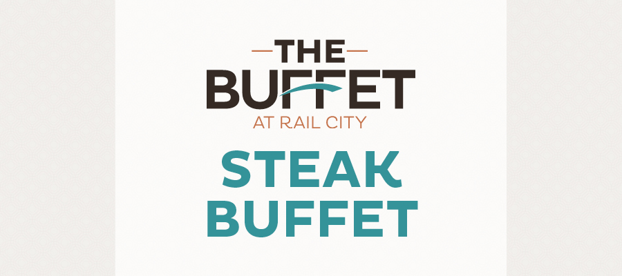Steak-Buffet