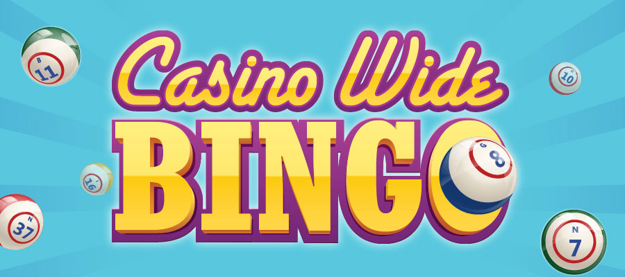 Casino Wide Bingo