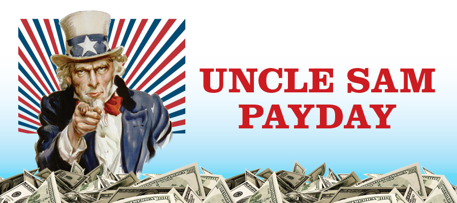 uncle sam payday
