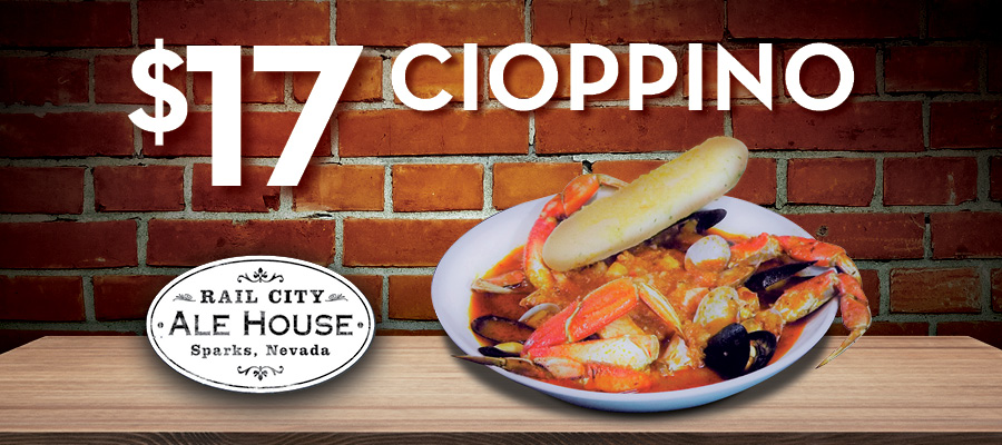 $17 Cioppino special